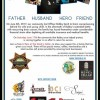 Benefit for the family of Roseville Police Officer Bobby Seich