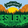 Sierra Nevada Resilience IPA Brew Camp Fire Fundraiser