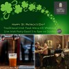 St. Patrick's Day (Weekend)!