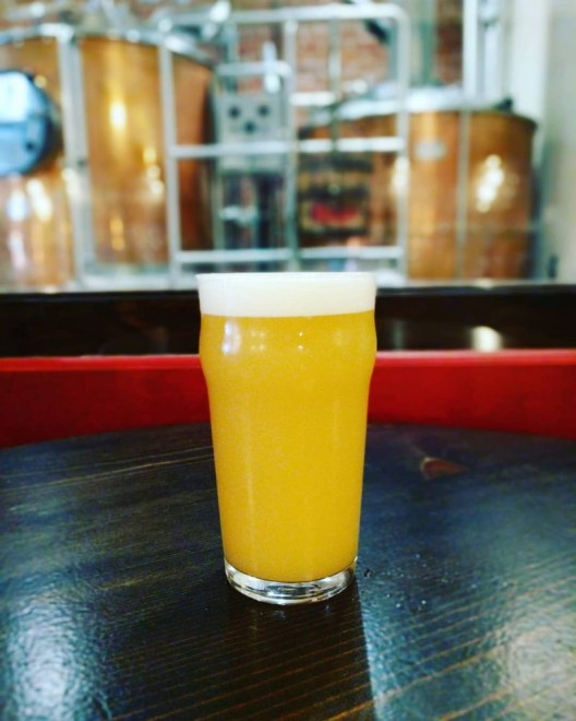 Heat Wave Hazy IPA
