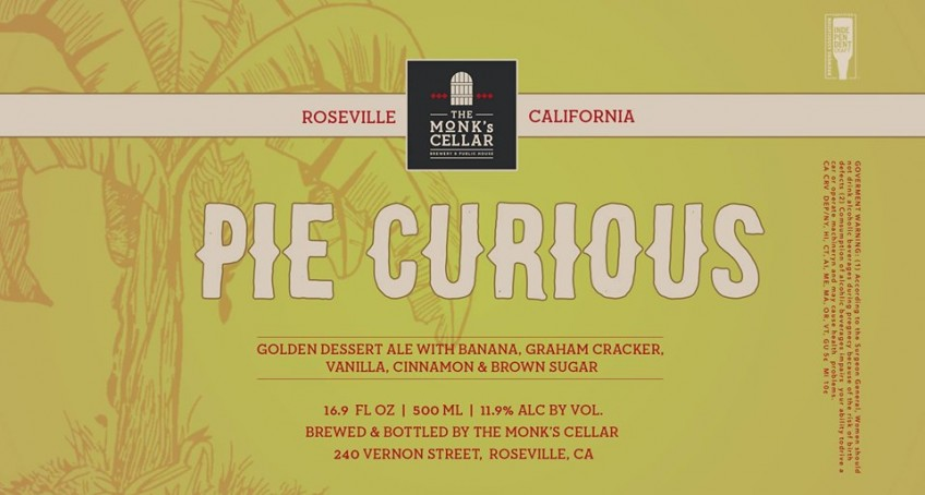 Pie Curious Bottle Release & Brunch 9/8/19