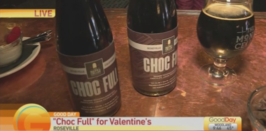 Did You See Monk's on Good Day Sac this Morning!!!