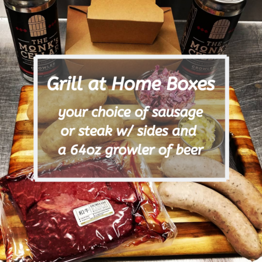 Grill at Home Boxes