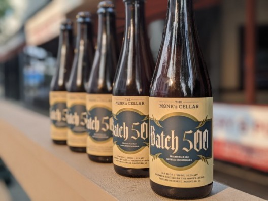 Batch 500 Bottle Release