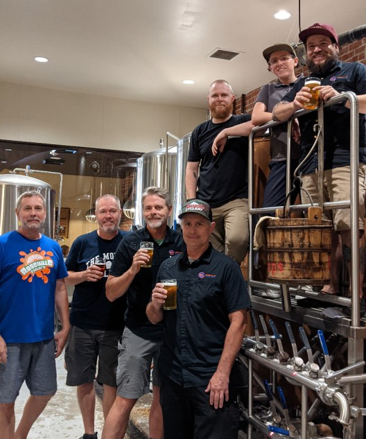 Roseville Cyclery Collab Brew & Fundraiser!